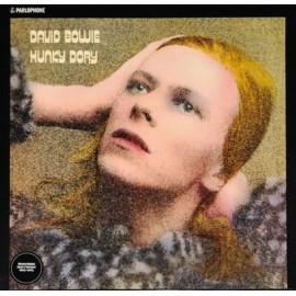 BOWIE David : LP Hunky Dory