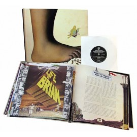 "MONTY PYTHON : Book+7""EP Lumberjack Song / Election '74"