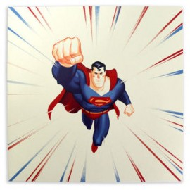 WALKER Shirley : Picture Superman - The Animated