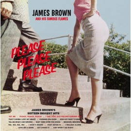 JAMES BROWN : LP Please Please Please