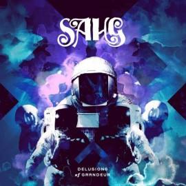 SAHG : LP Delusions Of Grandeur