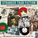 VARIOUS : LPx2 Stranger Than Fiction Rockabilly Rules Again