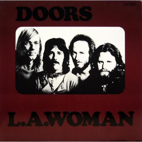 DOORS (the) : LP L.A. Woman