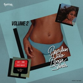 VARIOUS : LP Brazilian Disco Boogie Sounds (1977-1984) (Volume 2)