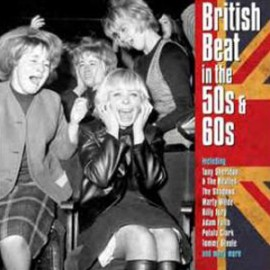 VARIOUS : LP British Beat In The 50's & 60's