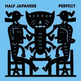 HALF JAPENESE : LP Perfect