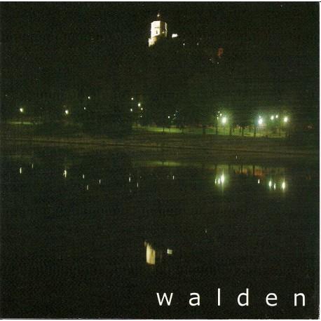 WALDEN : CD Walden