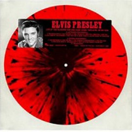 PRESLEY Elvis : LP Live At The Alabama Fair And Dairy Show, Tupelo, MS, 09/26/1956