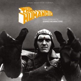 MORRICONE Ennio : LP The Humanoid