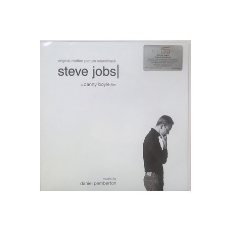 PEMBERTON Daniel : LPx2 Steve Jobs