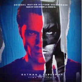 ZIMMER Hans : LPx3 Batman V Superman