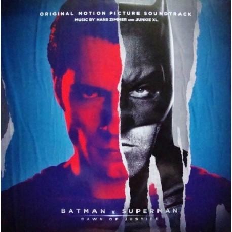 ZIMMER Hans : LPx3 Batman V Superman