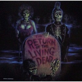 OST : LP The Return Of The Living Dead