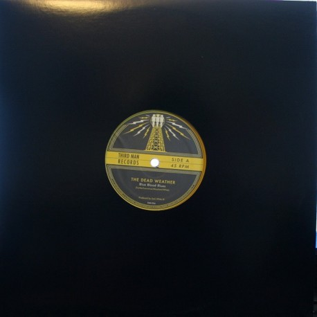 "DEAD WEATHER (the) : 12""EP Blue Blood Blues"