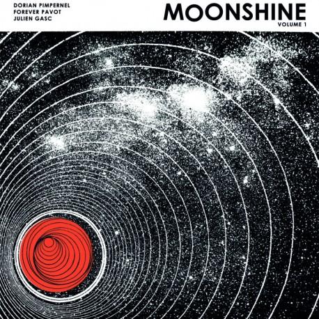 VARIOUS : LP Moonshine Vol1