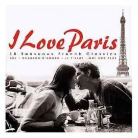 VARIOUS : CD I Love Paris