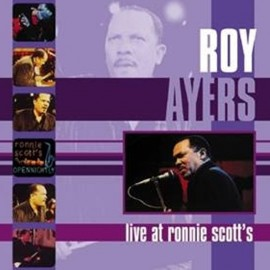 AYERS Roy : CD+DVD Live At Ronnie Scott's