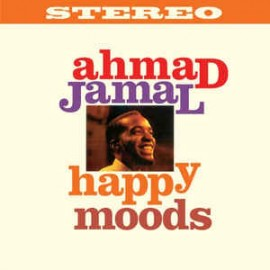 AHMAD JAMAL : LP Happy Moods