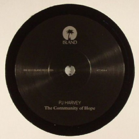 PJ HARVEY : The Community Of Hope