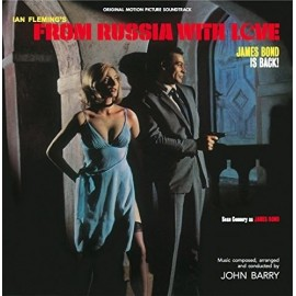 BARRY John : LP From Russia With Love
