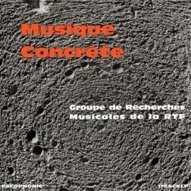 VARIOUS : LP Musique Concrète