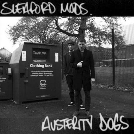 SLEAFORD MODS : LP Austority Dogs