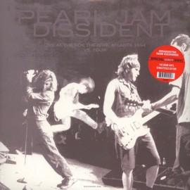 PEARL JAM : LP Dissident (Live At The Fox Theatre, Atlanta 1994 Vs. Tour)