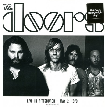 DOORS (the) : LPx2 Live in Pittsburgh May 2, 1970