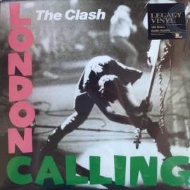 CLASH (the) : LPx2 London Calling