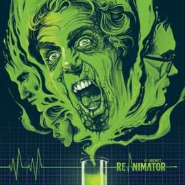 BAND Richard : LP H.P. Lovecraft\'s Re-Animator