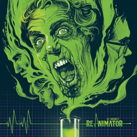 BAND Richard : LP H.P. Lovecraft's Re-Animator