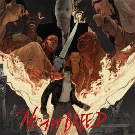 ELFMAN Danny : LP Clive Barker's Nightbreed