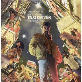 HERRMANN Bernard : LPx2 Taxi Driver