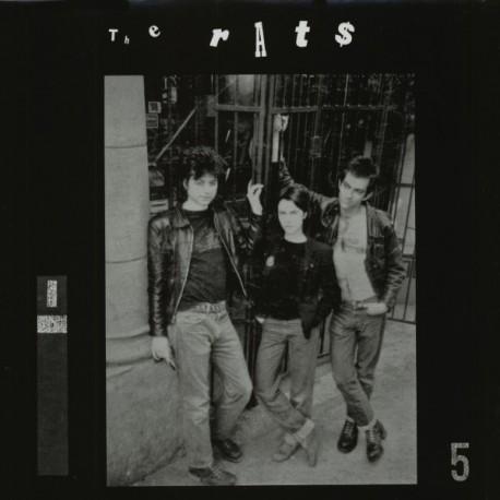 RATS (the) : LP The Rats