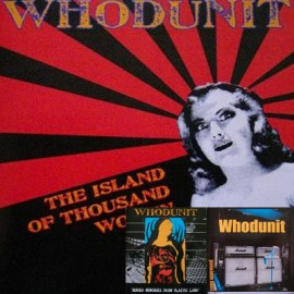 WHODUNIT : The Island Of Thousand Women + 2xCDEP