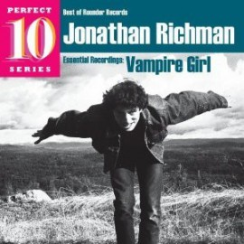 JONATHAN RICHMAN : CD Vampire Girl