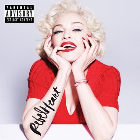 MADONNA : CD Rebel Heart