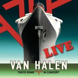 VAN HALEN : CDx2 Live Tokyo Dome In Concert