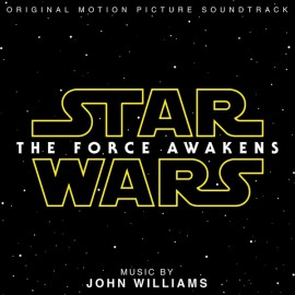WILLIAMS John : CD Star Wars The Force Awakens