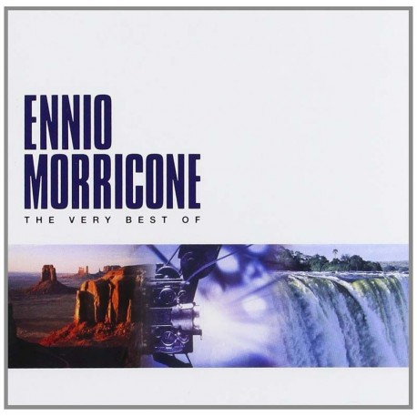 MORRICONE Ennio : CD The Very Best Of