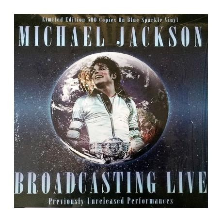 JACKSON Michael : LP Broadcasting Live