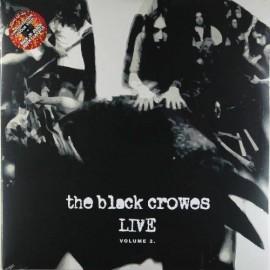 BLACK CROWES (the) : LPx2 Live Volume 2