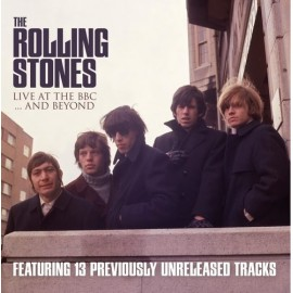 ROLLING STONES (the) : LP Live At The BBC... And Beyond