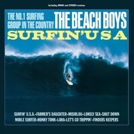 BEACH BOYS (the) : LP Surfin' USA