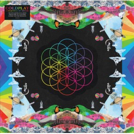 COLDPLAY : LPx2 A Head Full Of Dreams