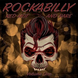 VARIOUS : LPx2 Rockabilly Red Hot And Rare Volume 1
