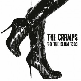 CRAMPS (the) : LP Do The Clam 1986