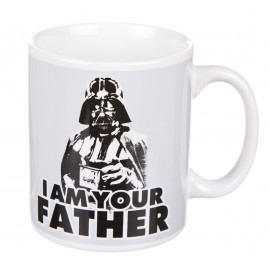 STAR WARS MUG Vader I Am Your Father