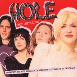 HOLE : LP Hole Lotta Love