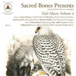 VARIOUS : LP Todo Muere Vol. 4
